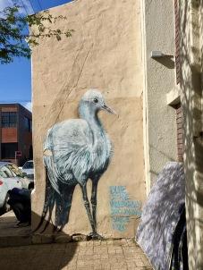 Streetart District Six, Cape Town