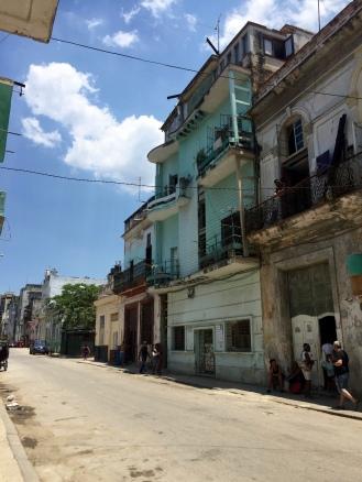 Die Straßen von Havanna