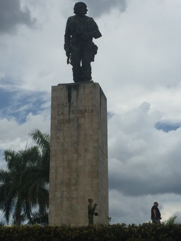 Mausoleum Che