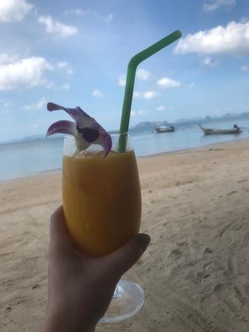Fresh Juice Klong Muang Beach