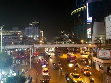 Pratunam by night