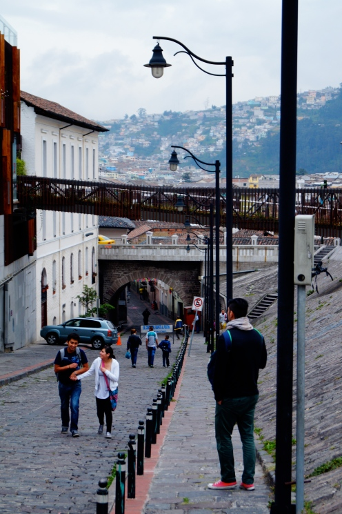 Old Town Quito