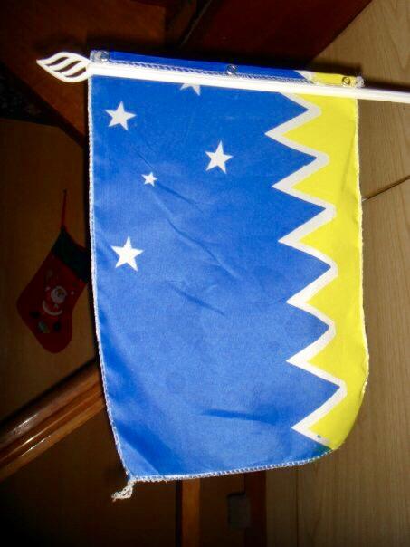 Patagonian Flag
