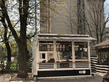Coffee Booth Lviv