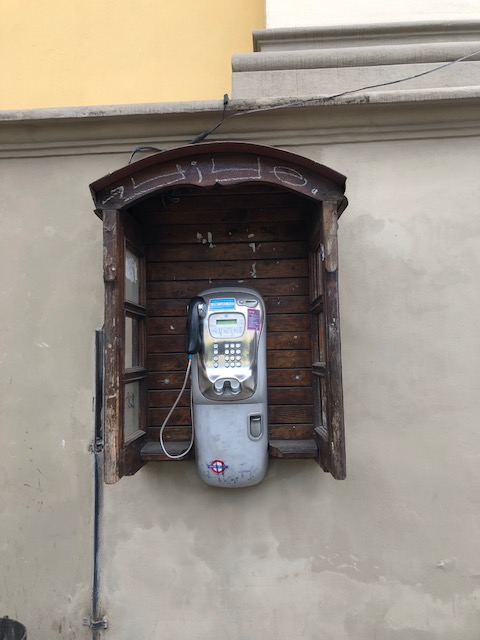 Lviv Phone Box