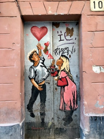 Street Art Lviv
