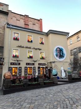 Old town Lviv