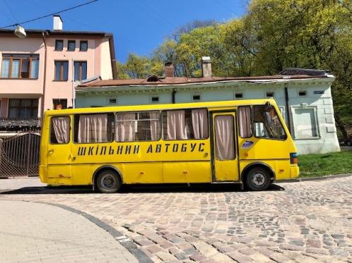 Lviv Bus
