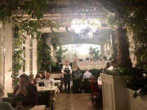 Interior Baczewski Restaurant