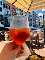Aperol Spritz in Porto Venere :-D
