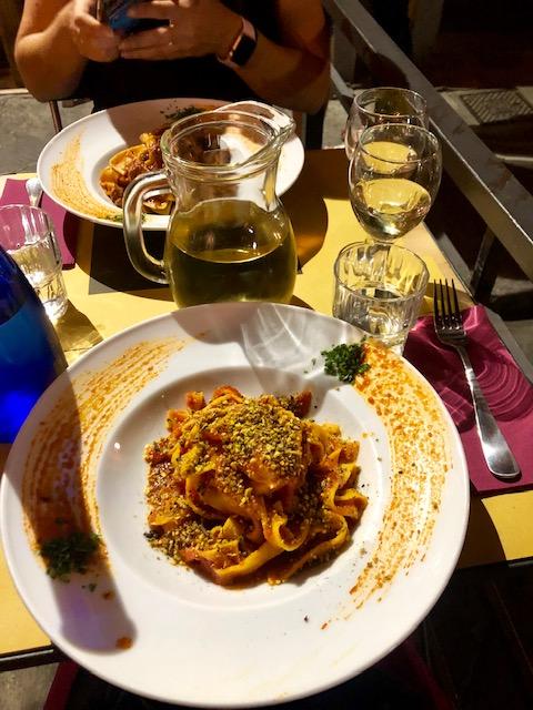 Best Pasta I had in Firenze