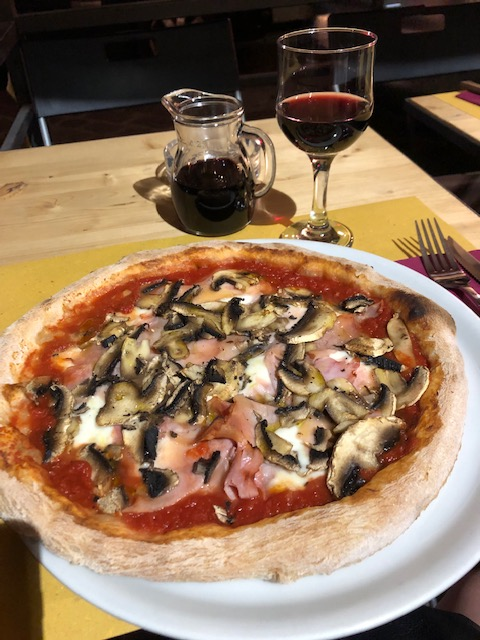 Best Pizza I had in Firenze