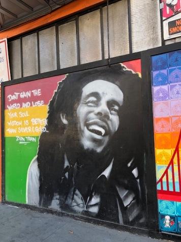 Haight Ashbury Street Art