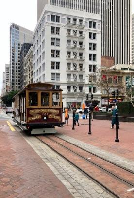 Sann Francisco Cable Car