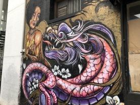 Street Art China Town San Francisco