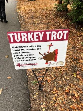 Turkey Trot Redding