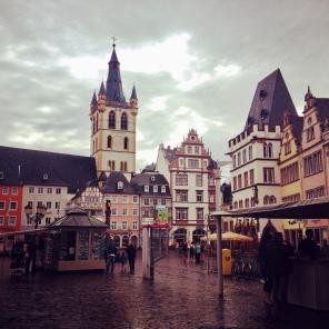 Trier historical center
