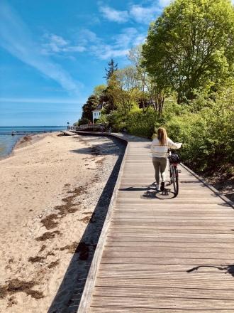 Timmendorfer Strand Bike Tour (Beach)