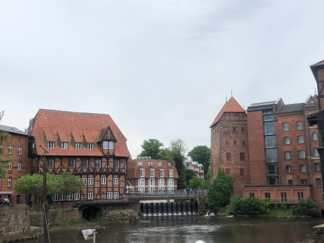Lüneburg Waterfront